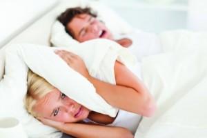 Ronflements et syndrome d'apnées obstructives du sommeil
