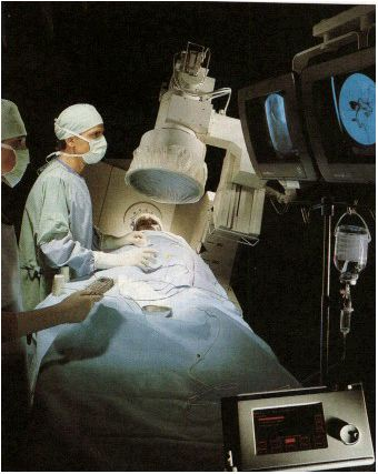 Interventional radiology in urology and nephrology