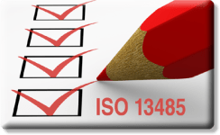 ISO 13485 planning list for medical device manufacturers