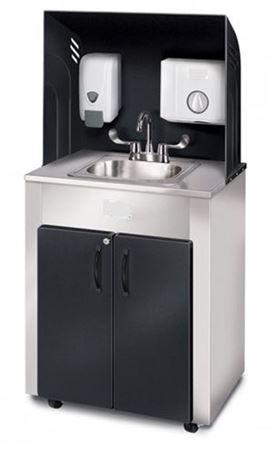pro series outdoor single basin portable sink