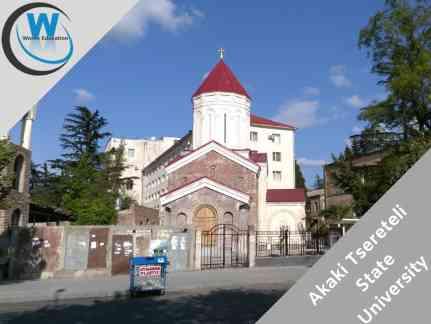Study MBBS/MD in Akaki Tsereteli State University