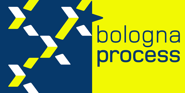 Bologna Process is followed by the university
