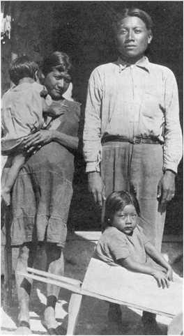 Francisco e família na Venezuela