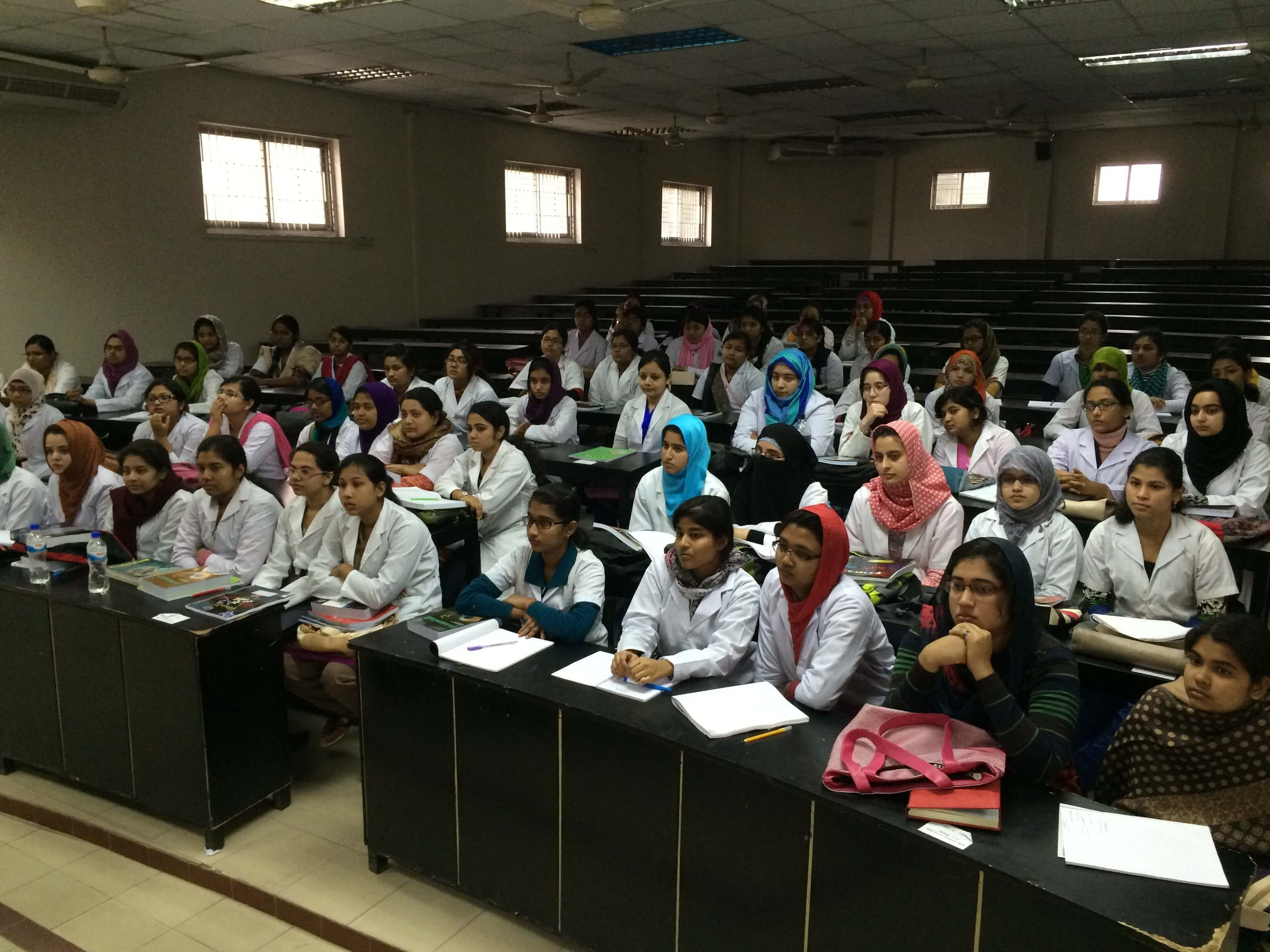 Top 3 Women's Medical Colleges in Bangladesh