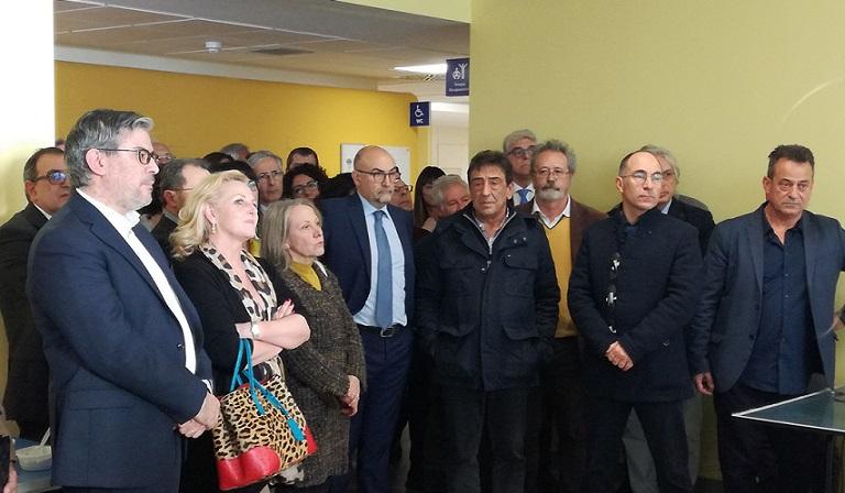 Asp Catania Inaugurato Il Nuovo Servizio Psichiatrico Di Diagnosi E Cura Presso L Ospedale San Marco Medical Excellence Tv