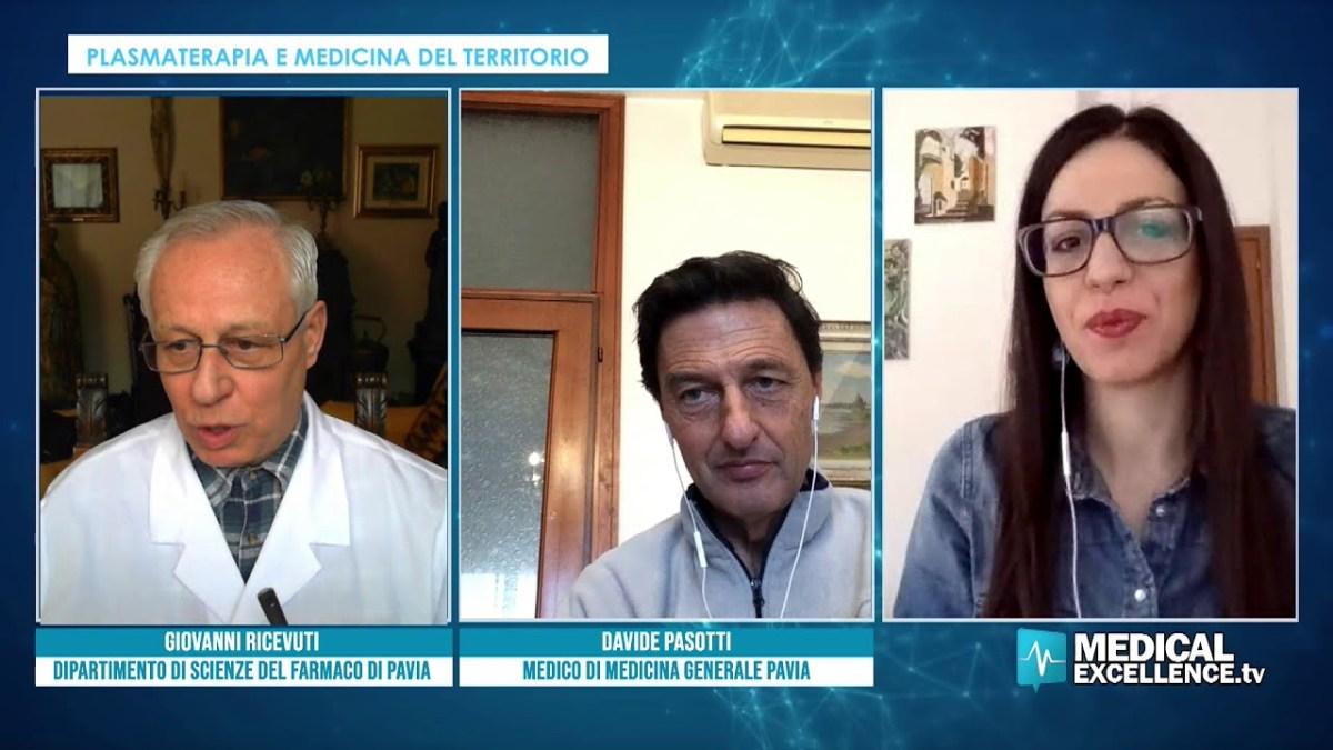 Coronavirus Plasmaterapia E Medicina Del Territorio Medical Excellence Tv