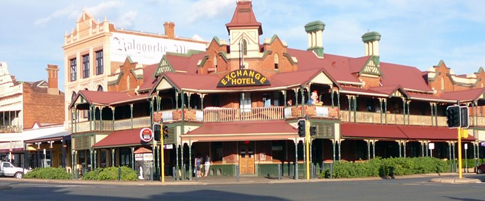 Kalgoorlie exchange-hotel