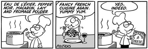 Chef Food Cartoon
