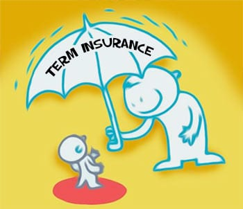 Term Insurance Cartoon