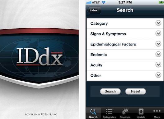 IDdx Infectious Disease