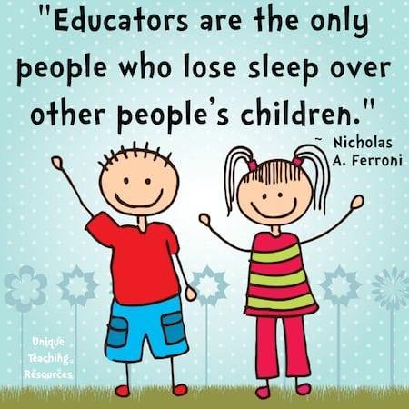 Educators and Children