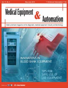 Medical Magazine India, Medical Equipment Magazine India