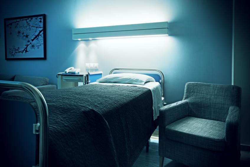 sue a hospital medical negligence