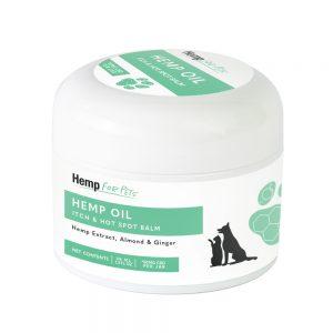 CBD oil balm for pets
