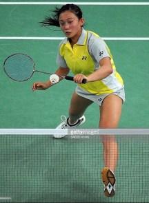Erica Pong Baddminton