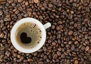 coffee intake and risk of atrial fibrillation