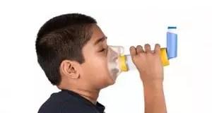 Childhood Asthma Image