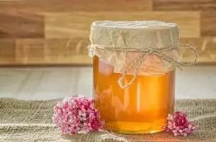 Honey Jar Image