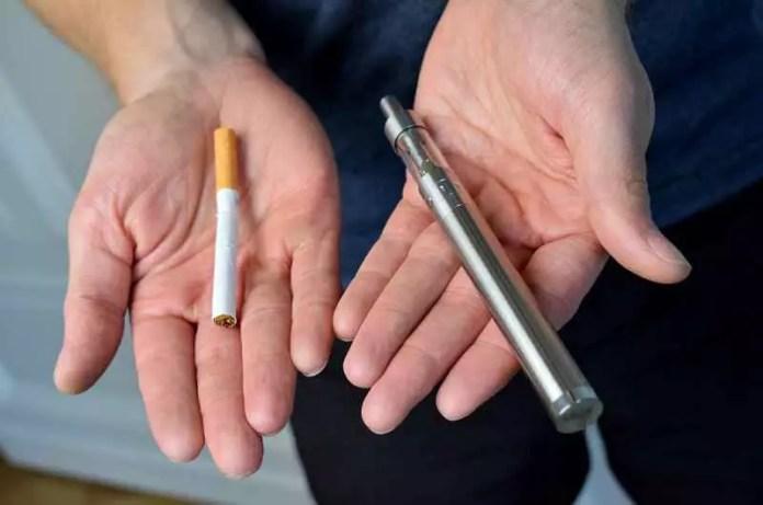 combine e-cigarettes