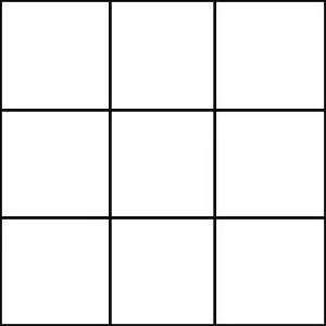 3x3-grid