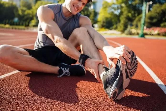 sharp pain in heel
