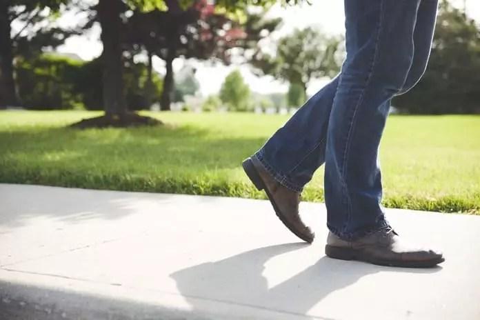 average daily steps