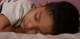 sleep in preschoolers