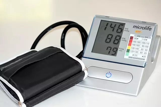 blood pressure self-monitoring