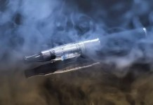 electronic cigarettes damage the brain
