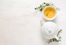 benefits of tea on brain health