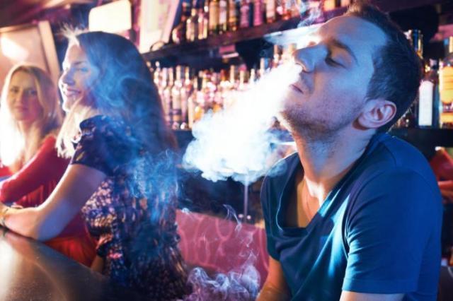 Image result for smoke bar