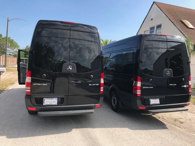 New additions to the medical transportation fleet
