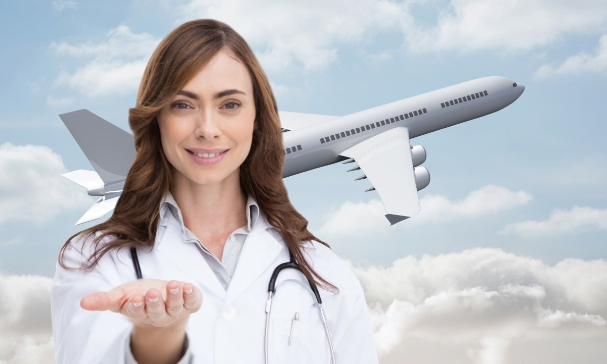 What is a Commercial Flight Nurse?