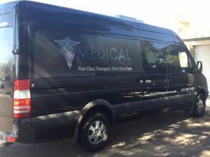Mercedes Medical Transport
