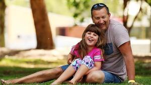 david stevend a jeho dcera