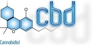 CBD-Molecule