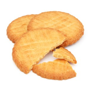 Biscuits sablés - Sablés nantais