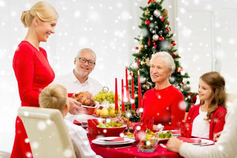 Comment gérer les écarts des repas de fête?