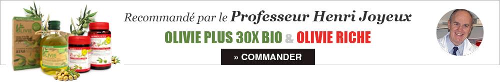 Commander de l'Olivie Plus 30x BIO & Olivie Riche
