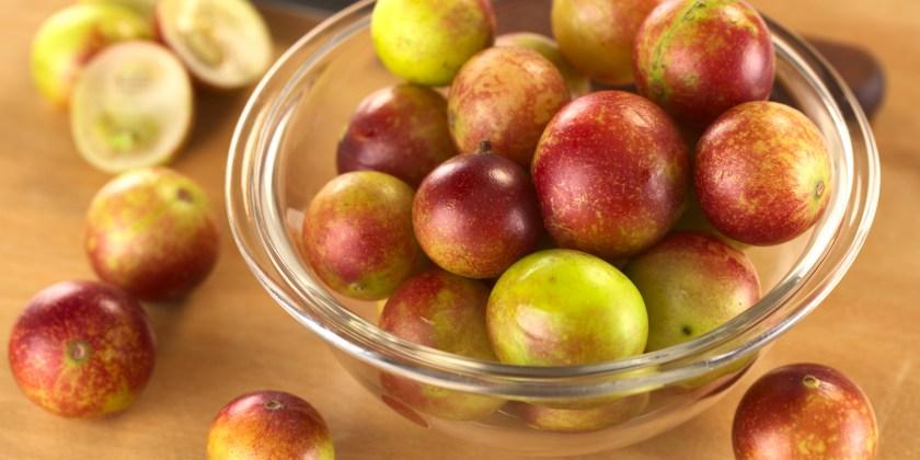 Le fruit Camu Camu