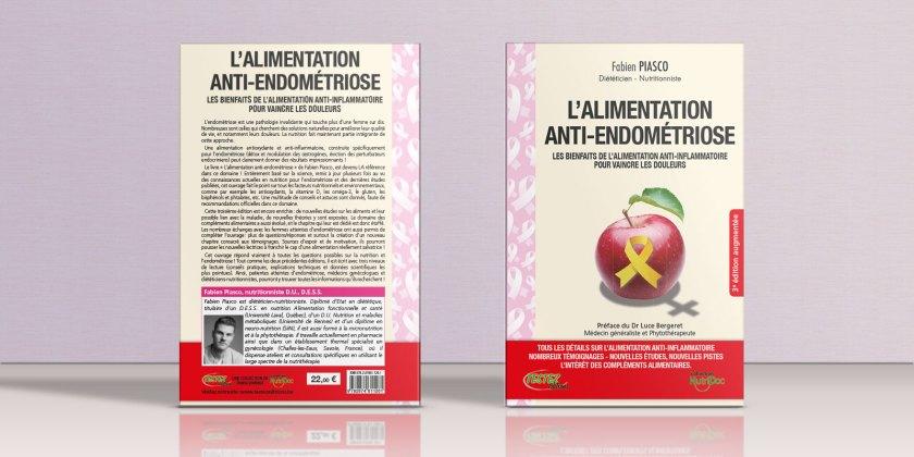 L'alimentation anti-endométriose, par Fabien Piasco
