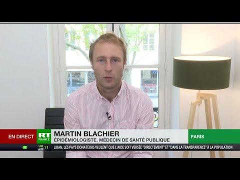 Seconde vague ? L'épidémiologiste Martin Blachier «plutôt optimiste»
