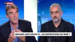 Confrontation entre le Pr. Toussaint et le Pr. Mégarbane sur les mesures d'Olivier Véran à Marseille