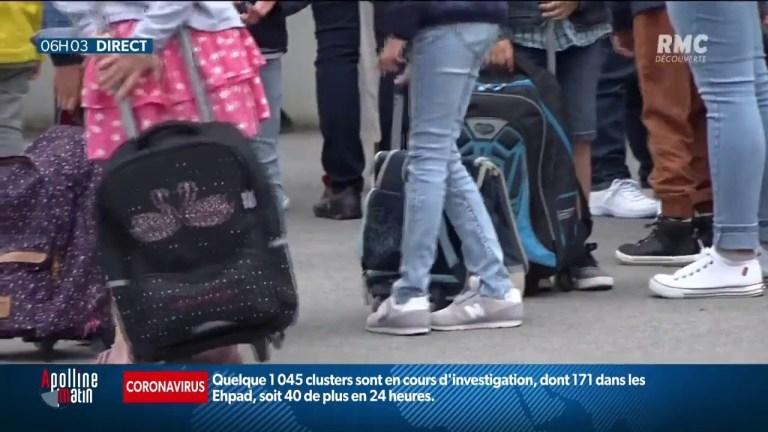 Covid-19: les fermetures de classes ne seront plus systématiques en maternelle et en primaire