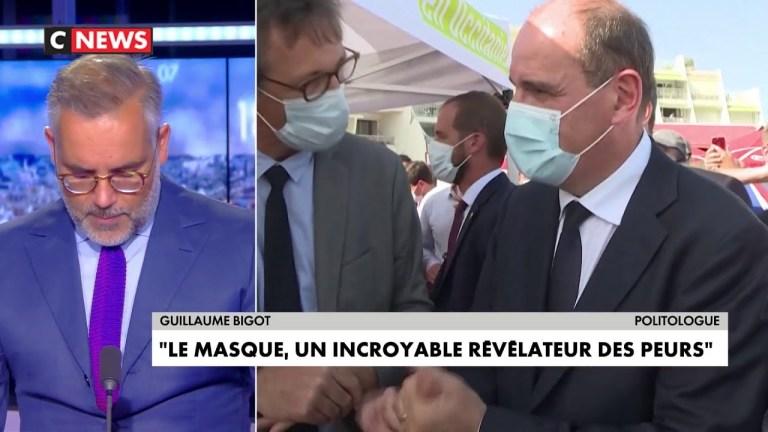 L'édito de Guillaume Bigot : «Le masque, un incroyable révélateur des peurs»