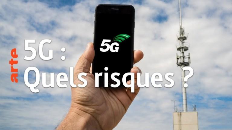 Santé, environnement : faut-il avoir peur de la 5G ? – 28 Minutes – ARTE