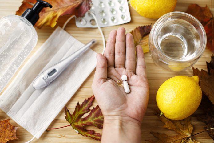 Moins de morts par Covid avec la vitamine D