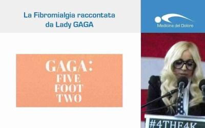 Una malattia che ti picchia fin quando ne ha voglia,la fibromialgia e l'artista Lady Gaga