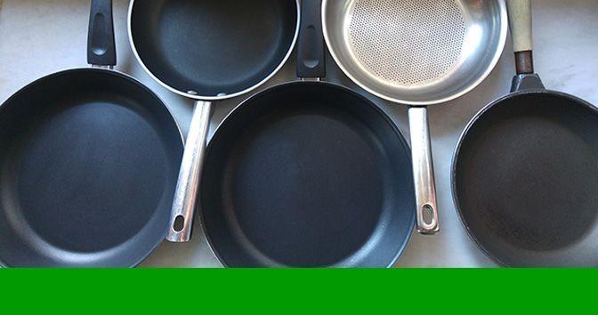Cocinar en Sartenes de Teflón y el Riesgo de Cáncer