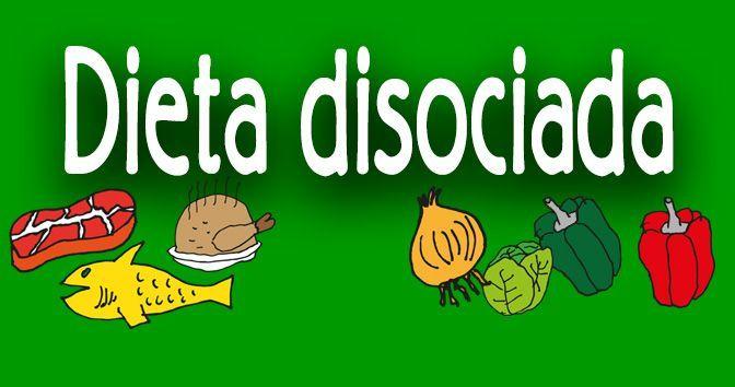 Dieta disociada en la Medicinapedia